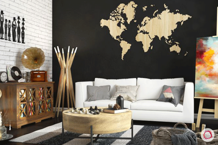 4 Best Accent Colors For Black And White Rooms