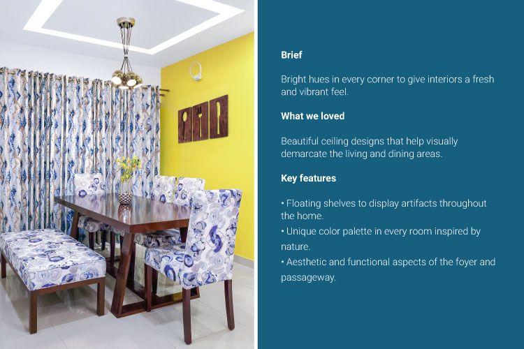 graceful bangalore interior design