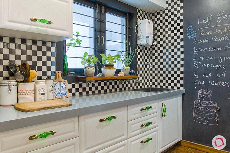 Types of paint_modular kitchen