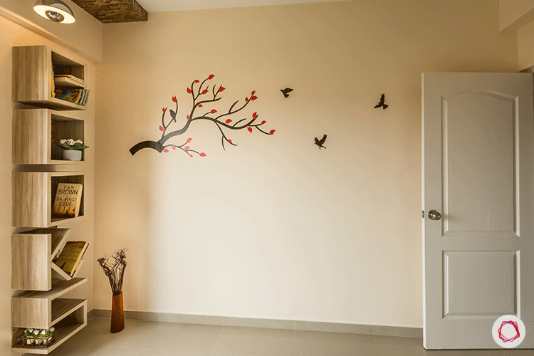 Types of paint_interior walls
