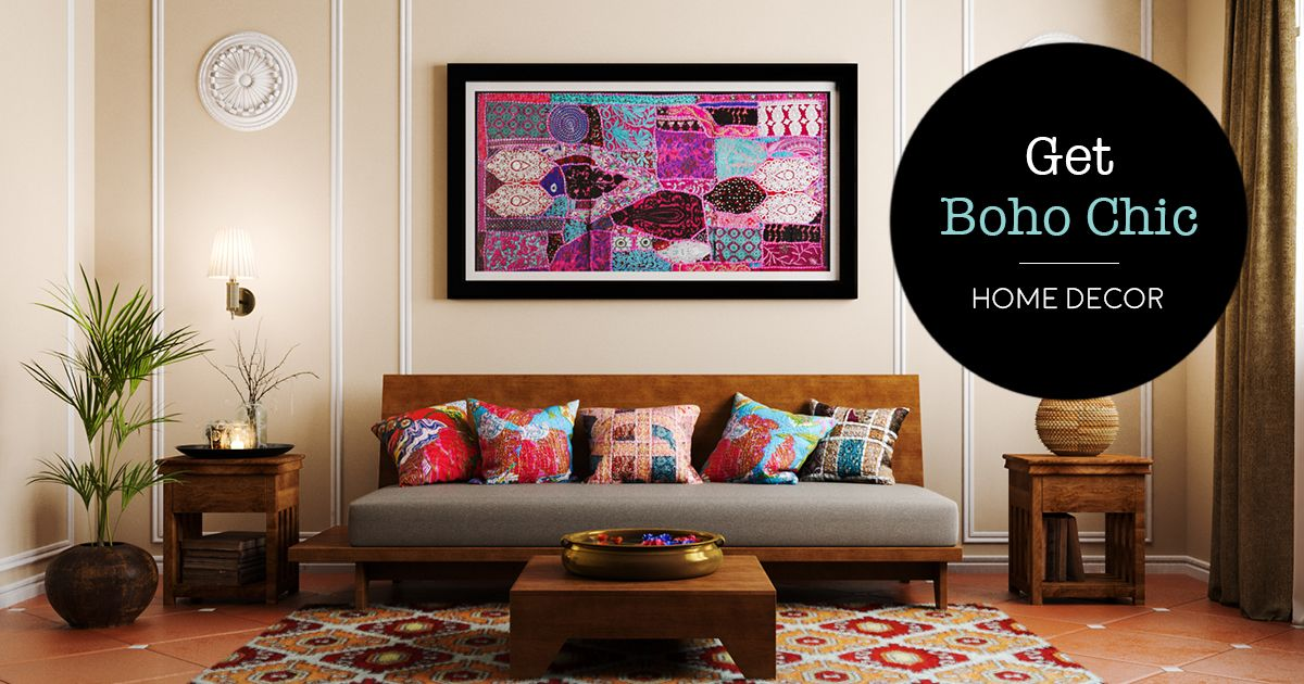 Add Bohemian Magic To Your Interiors