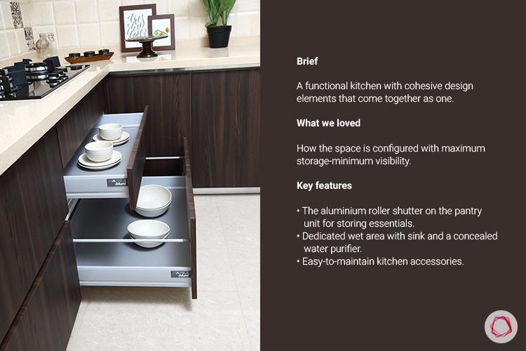 Kitchen with loft infobox