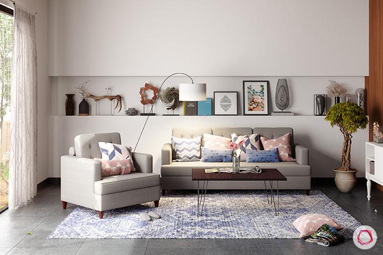 Style a sofa_throw pillows