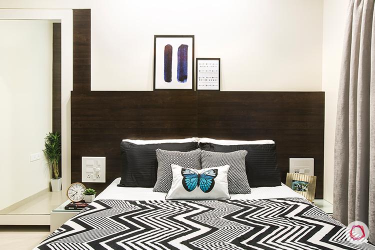 Mumbai interior design_guest bedroom