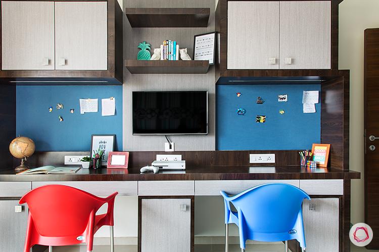 Mumbai interior design_kid's room