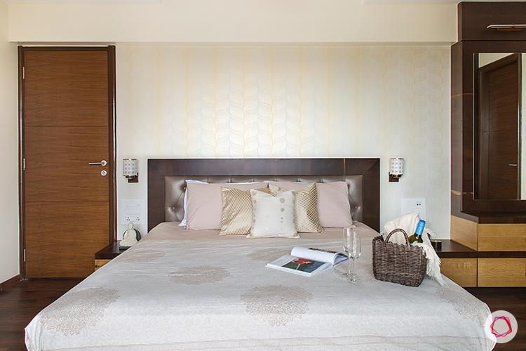 Mumbai interior design_bed