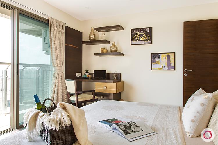 Mumbai interior design_bedroom