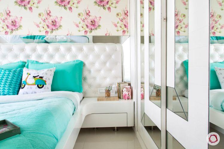compact Mumbai home interiors