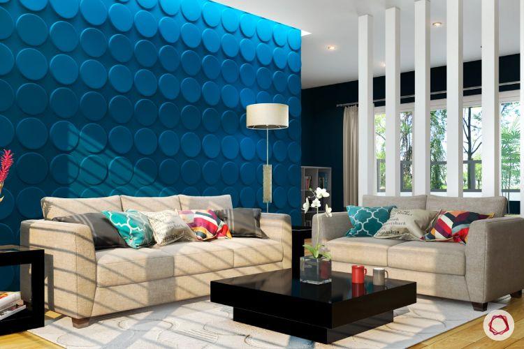 geometric patterns - wall