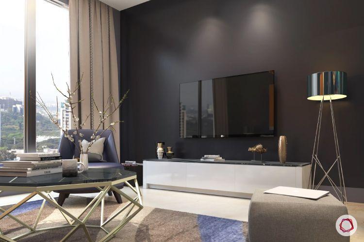 geometric patterns - furniture