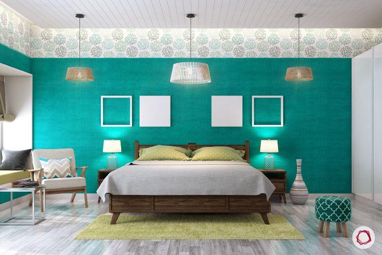 teal decor ideas