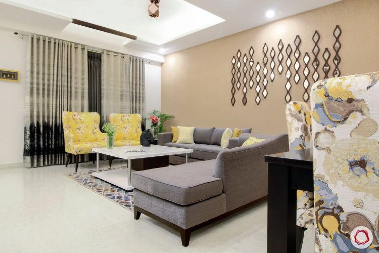 Gurgaon house interiors