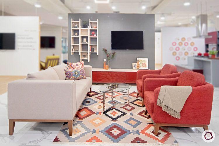 Designer-livspace-experience center