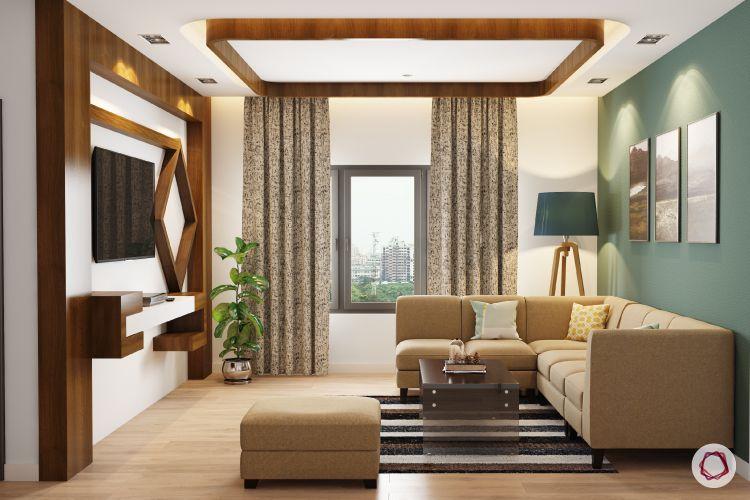 Sofa set arrangement