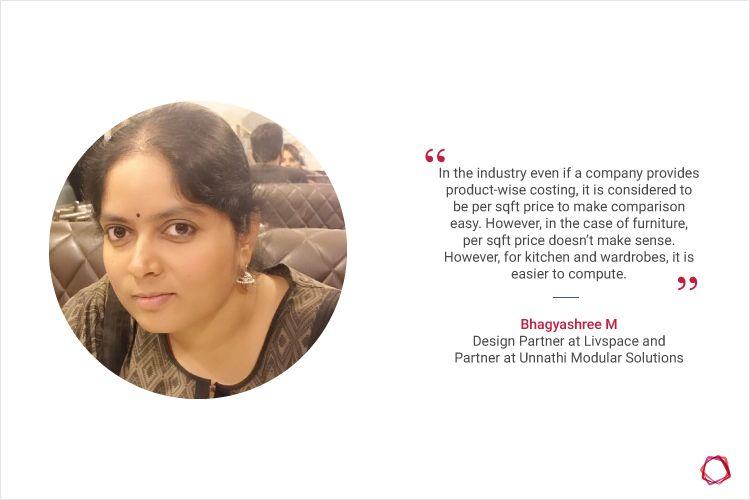 how much does an interior designer charge_designer input_Bhagyashree- interior design cost