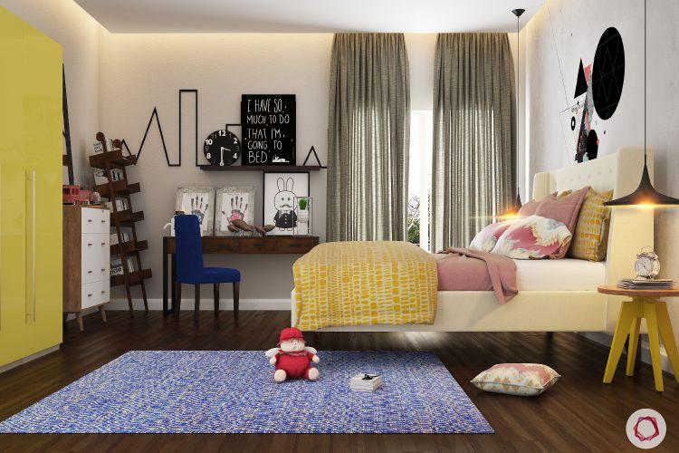 kids' Room design-contemporary