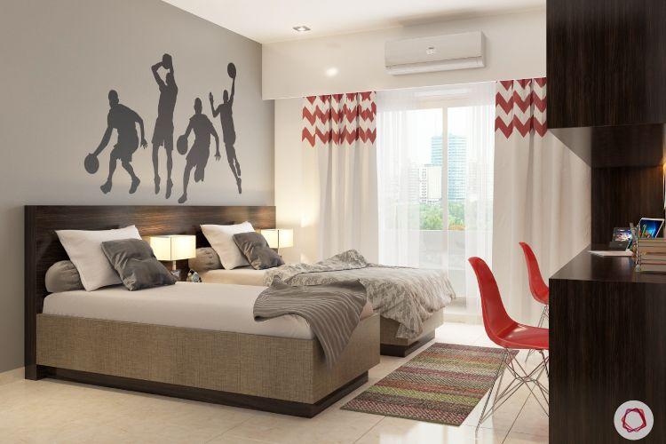 kids' Room design-minimal