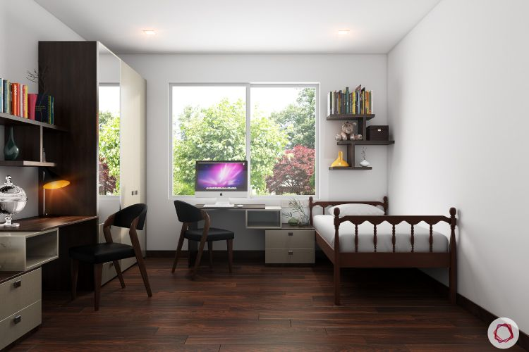 kids' Room design-natural light