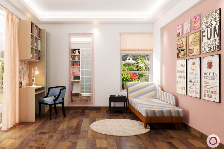 kids' Room design-sleek furniture