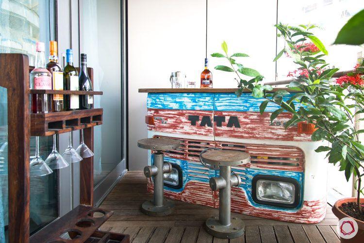 bar unit-bar stools-conservatory