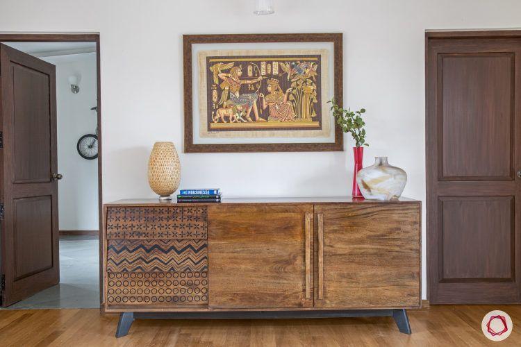 kalki koechlin pondicherry home-carved wooden furniture