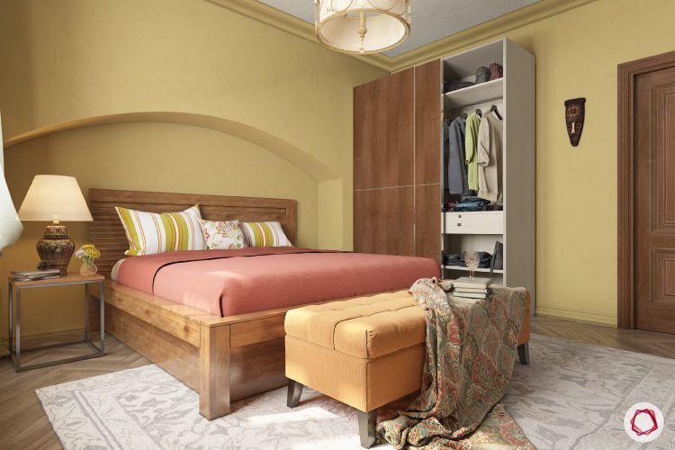 kalki koechlin pondicherry home-warm colours