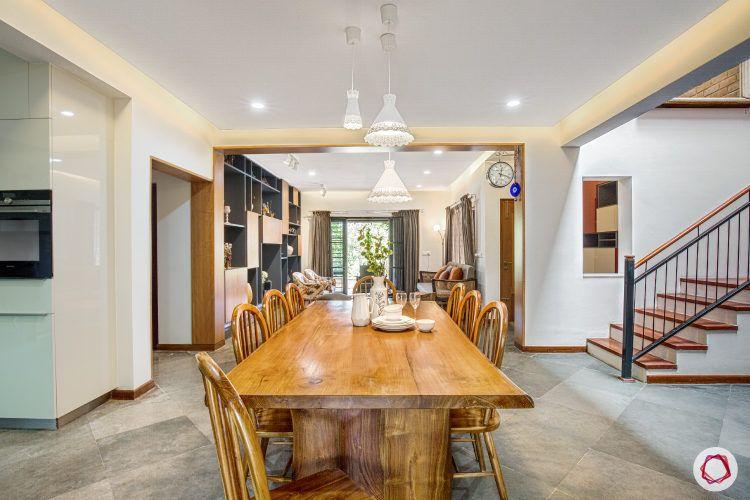 kalki koechlin pondicherry home-dining area