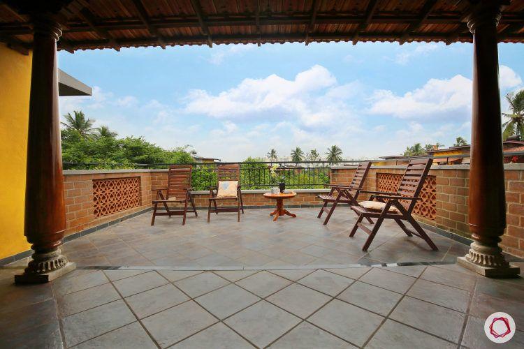 kalki koechlin pondicherry home-balcony