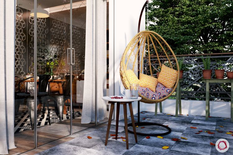kalki koechlin pondicherry home-swing