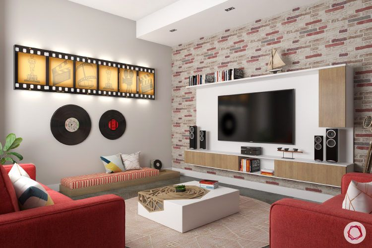home theatre room decor