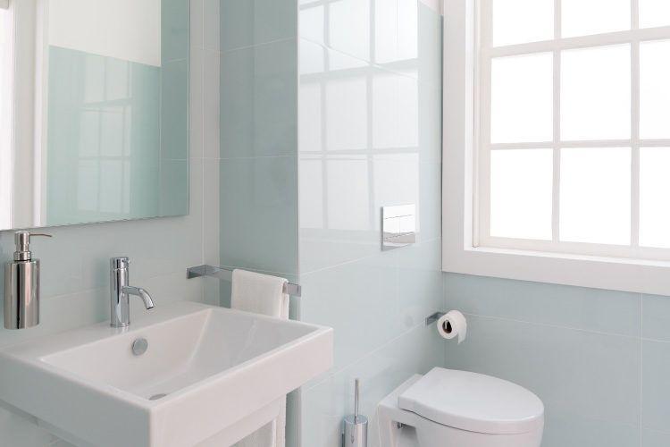 housekeeping bathroom