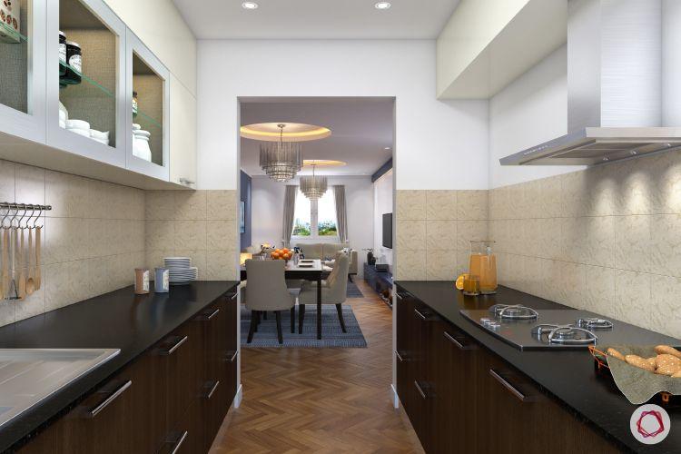 Kitchen granite_apply a sealer