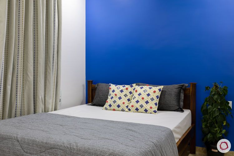 Small home design_sons room bed