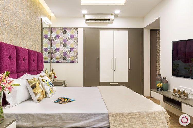 Design_bedroom champagne