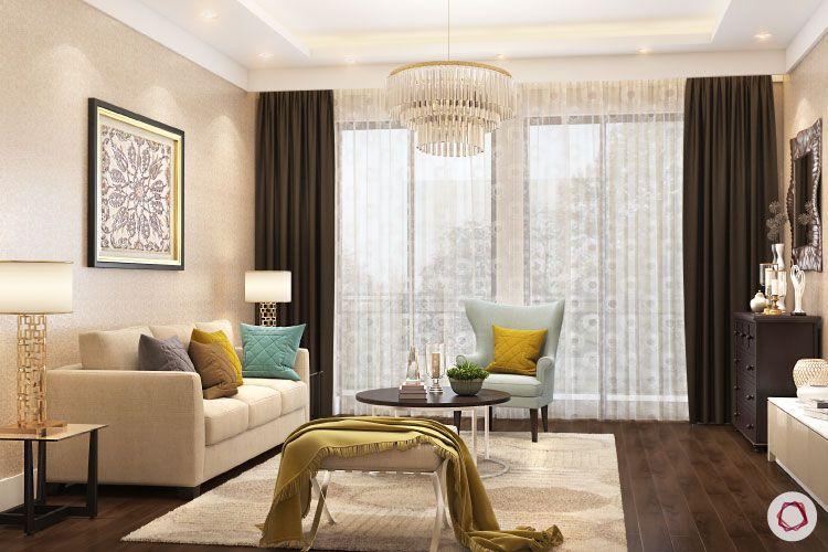 Vastu shastra_living room