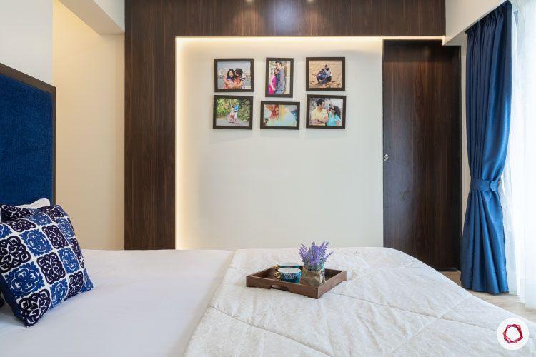 2BHK interior design ideas_master bedroom photo gallery