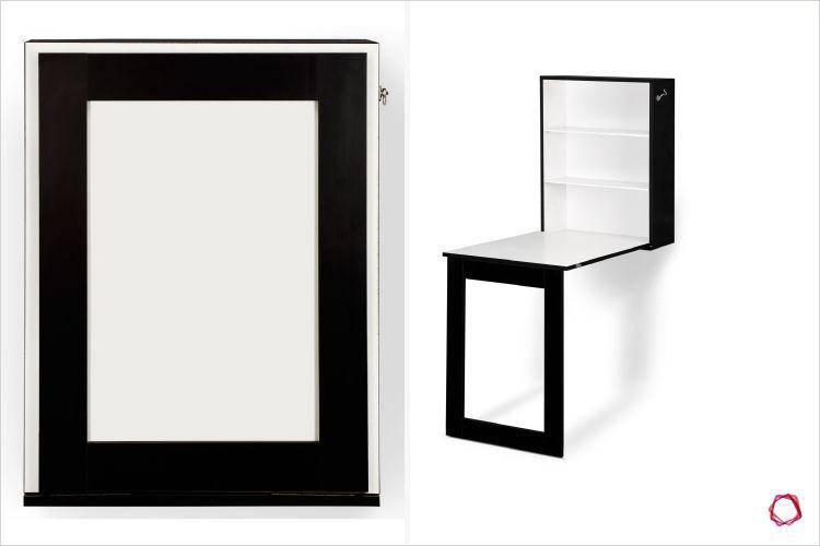 Space saving furniture_foldable table