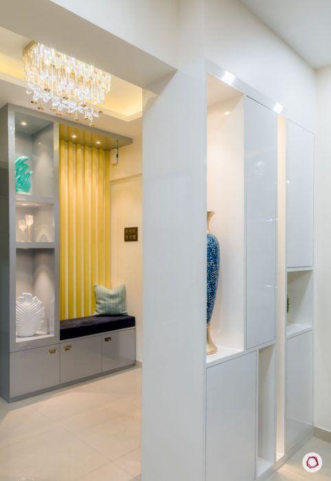 monochrome-mystique-shoe-cabinet-yellow-curtain
