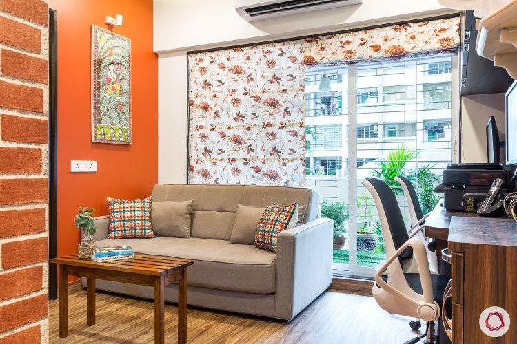 Studio apartments_living room
