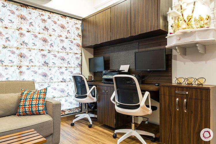 Studio apartments_study area