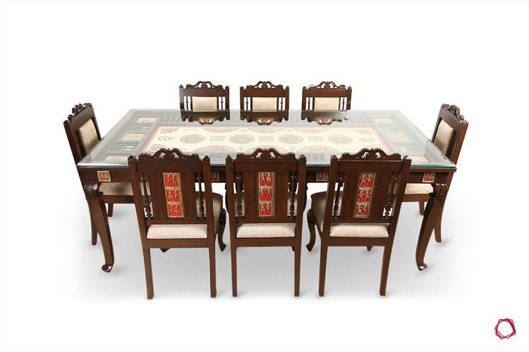 Furniture design_big dining set