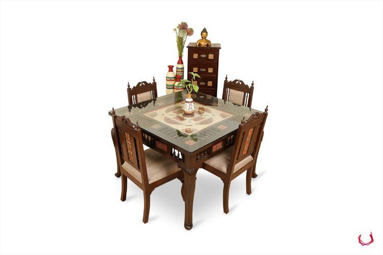 Furniture design_maharaja dining