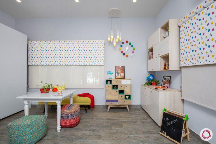Room interior design_full activity area