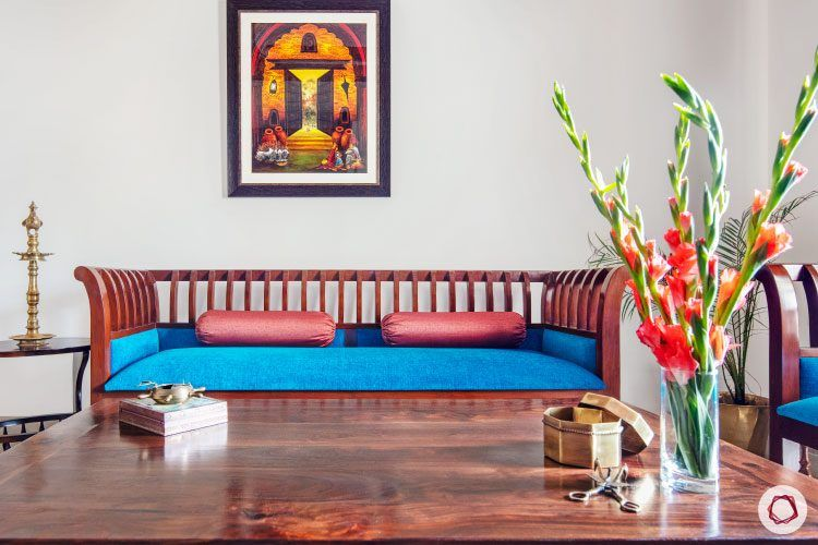 indian-home-decor-living-room-swing-sofa-blue