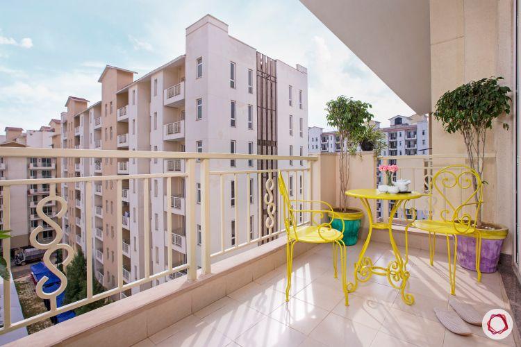 Indian home design_balcony