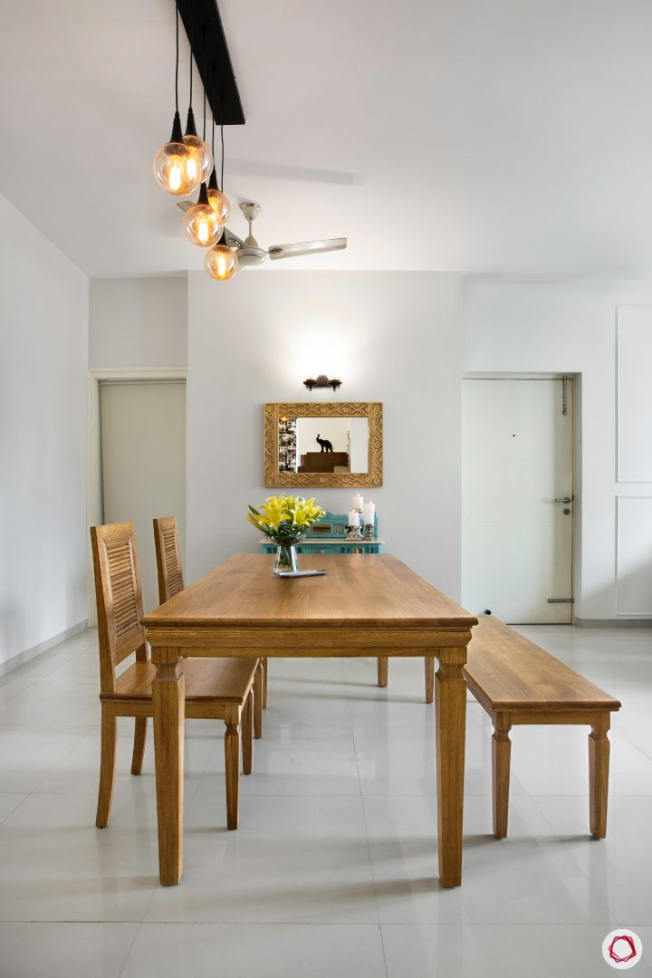 Indian home design_dining room