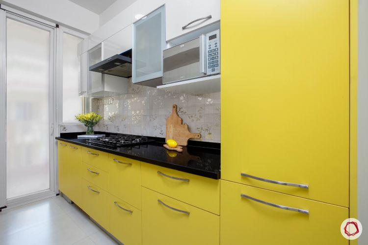 Indian home design_full kitchen