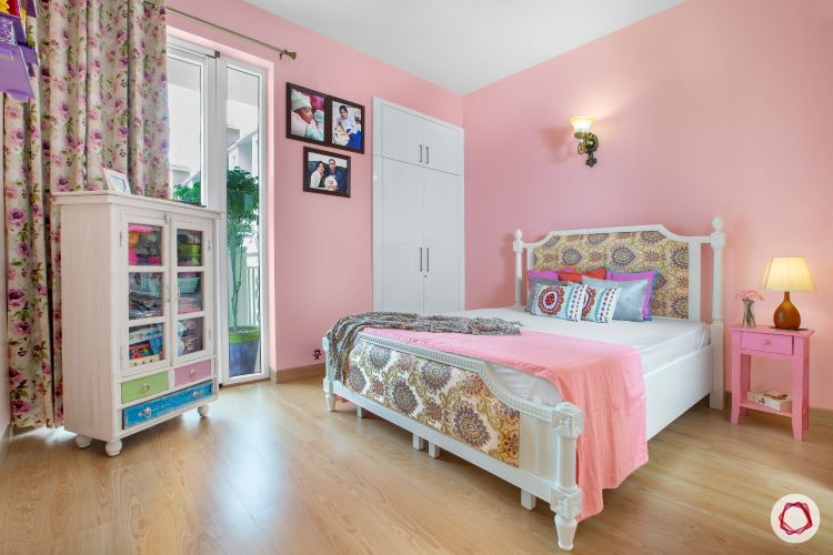 Indian home design_kids room full