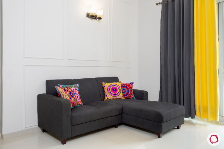 Indian home design_living room