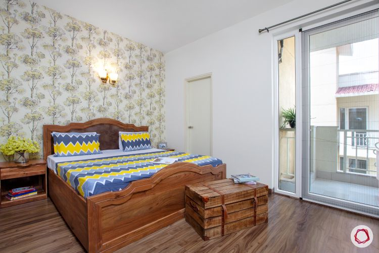 Indian home design_master bedroom full